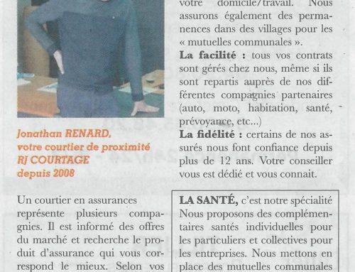 Publi reportage dans la Provence, 10/10/2020